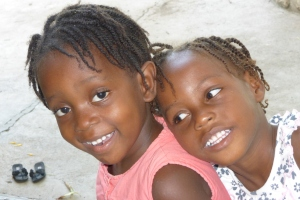 Lovely Haitian Girls