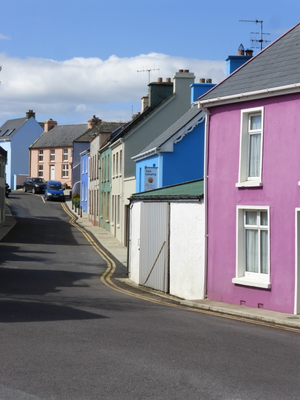 Seaside Town on Ring of Beara
